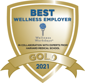 best wellness employer award winner